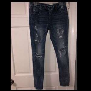 American Eagle (tomgirl) Jeans